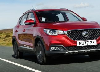 MG ZS - 2018 new car sales: winners and losers