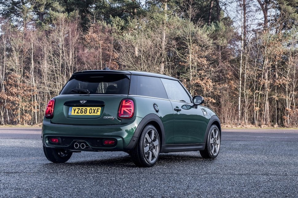 Mini Cooper S 60 Years Edition rear | The Car Expert
