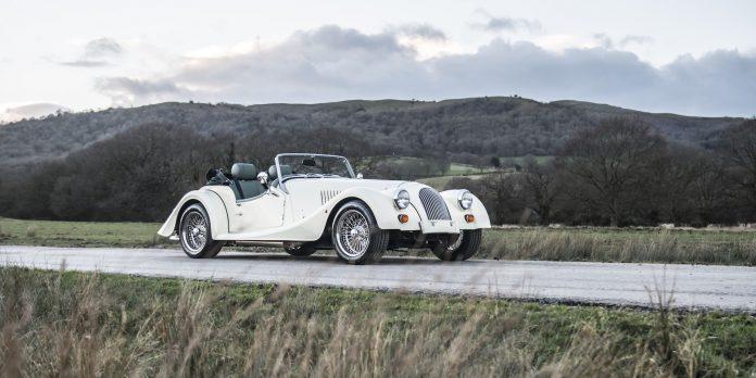 Morgan Roadster wallpaper | The Car Expert