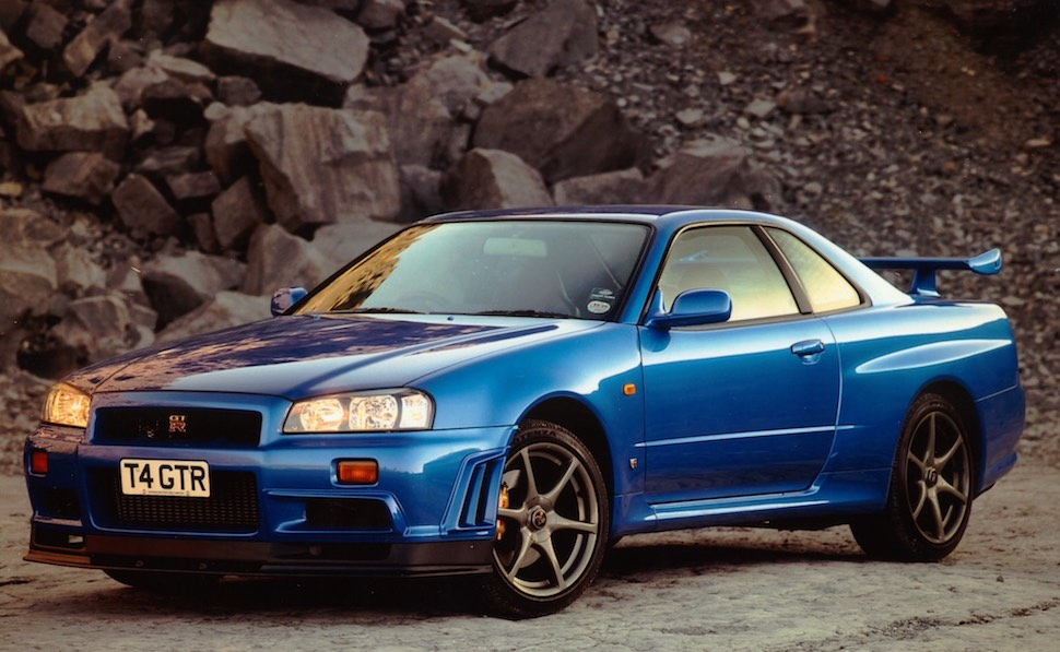 Nissan Skyline GT-R R34 | Dream used cars for under £50,000