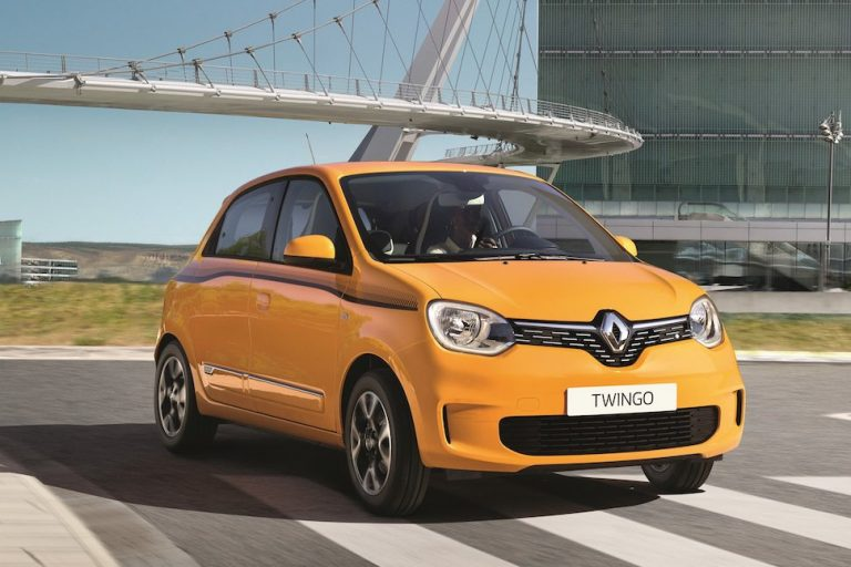 Renault Twingo dropped from UK line-up