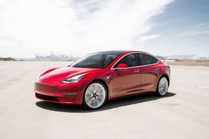 Tesla Model 3 is due to arrive in the UK in 2019 | The Car Expert