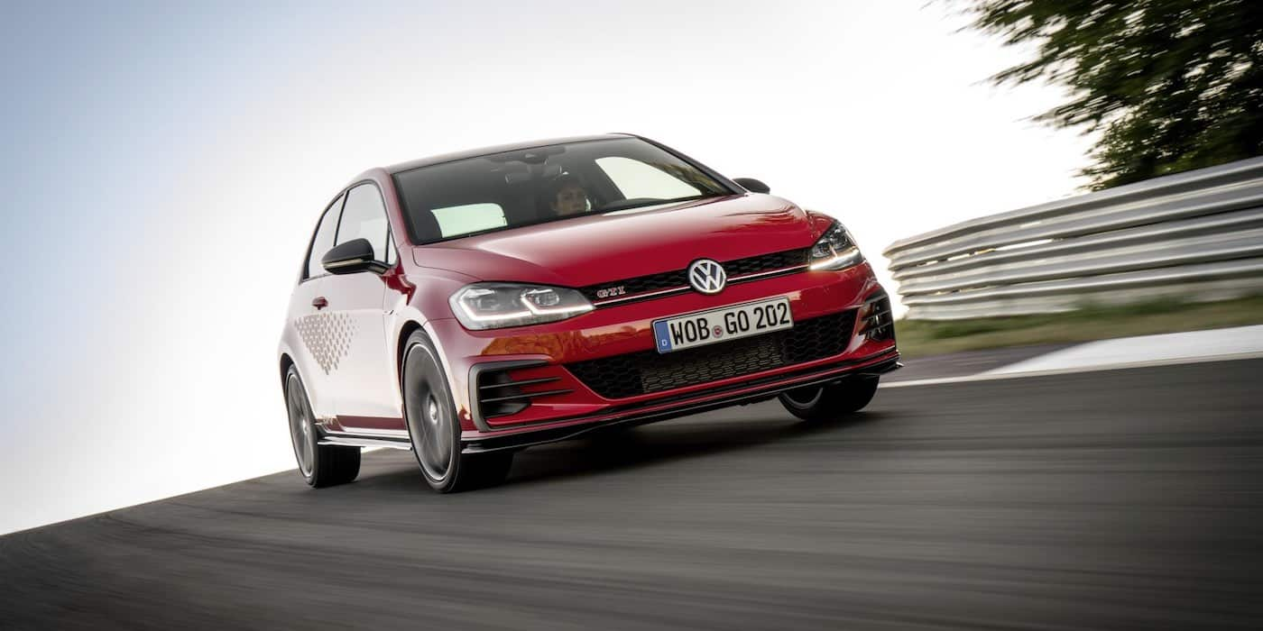 Volkswagen Golf GTI TCR wallpaper | The Car Expert