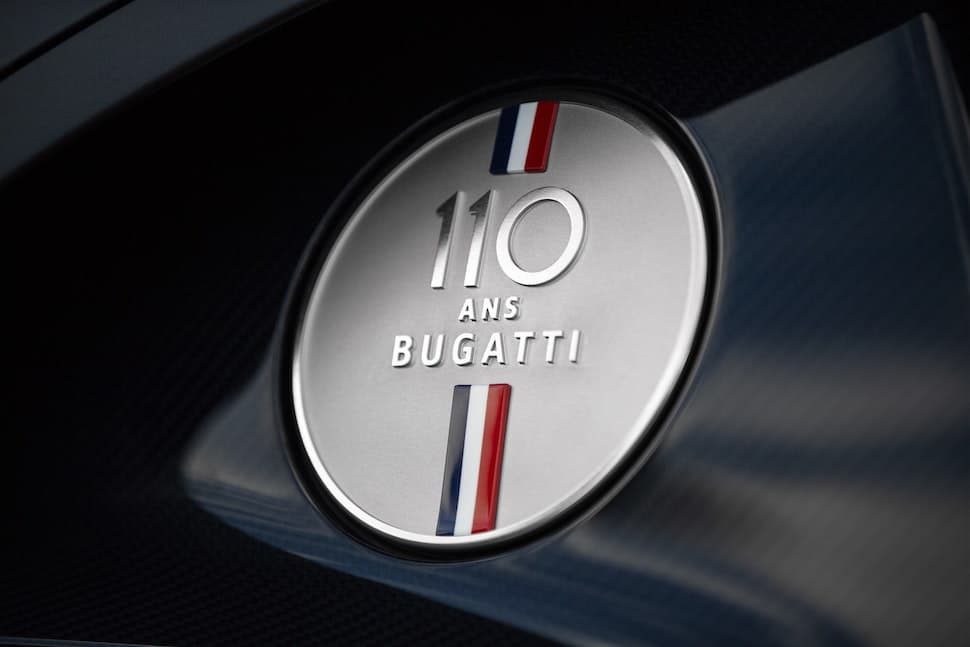 100 ans Bugatti badge | The Car Expert