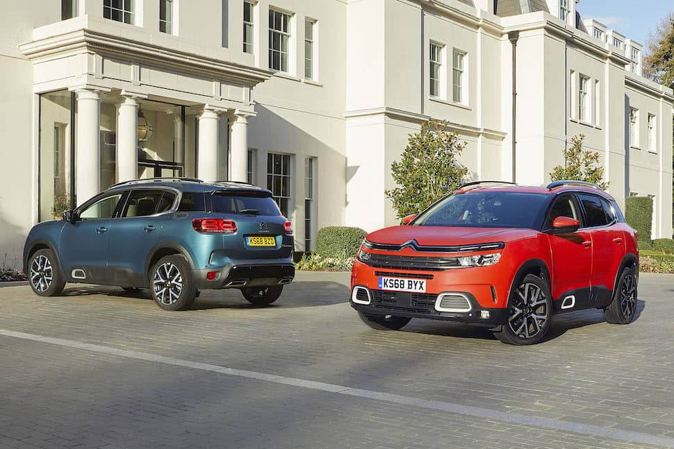Citroen C5 Aircross review - The Car Expert