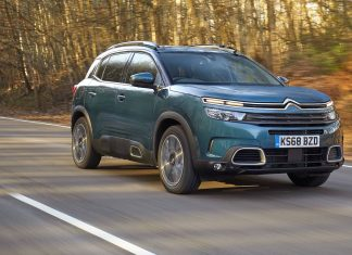 2019 Citroën C5 Aircross review wallpaper | The Car Expert