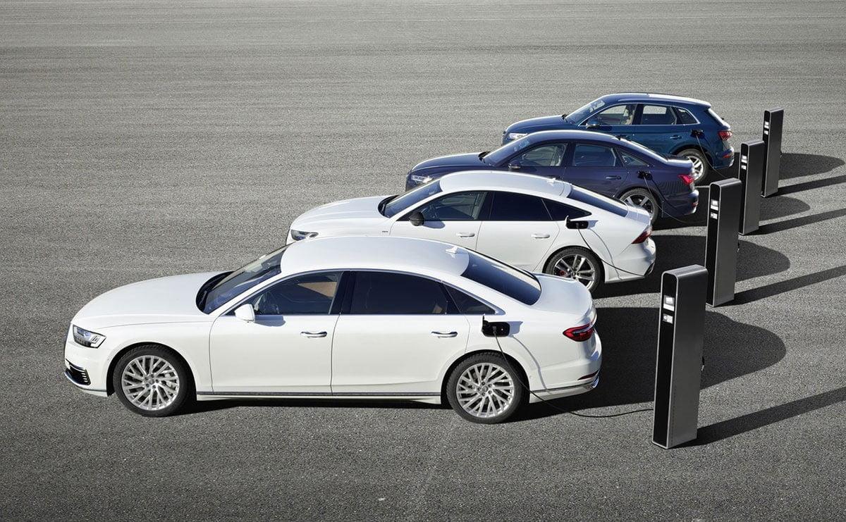 Audi plug-in hybrids, Geneva 2019 The Car Expert