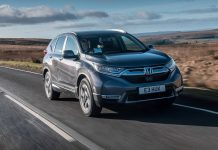 2019 Honda CR-V Hybrid review wallpaper | The Car Expert