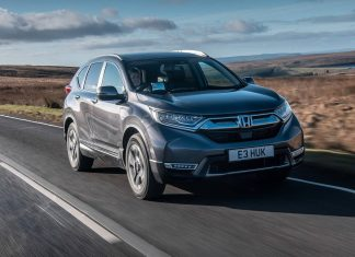 2019 Honda CR-V Hybrid review wallpaper   The Car Expert