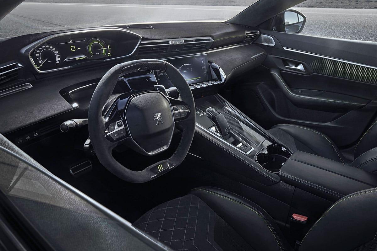 Peugeot 508 hybrid The Car Expert