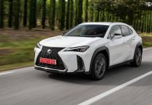 2019 Lexus UX test drive review wallpaper | The Car Expert