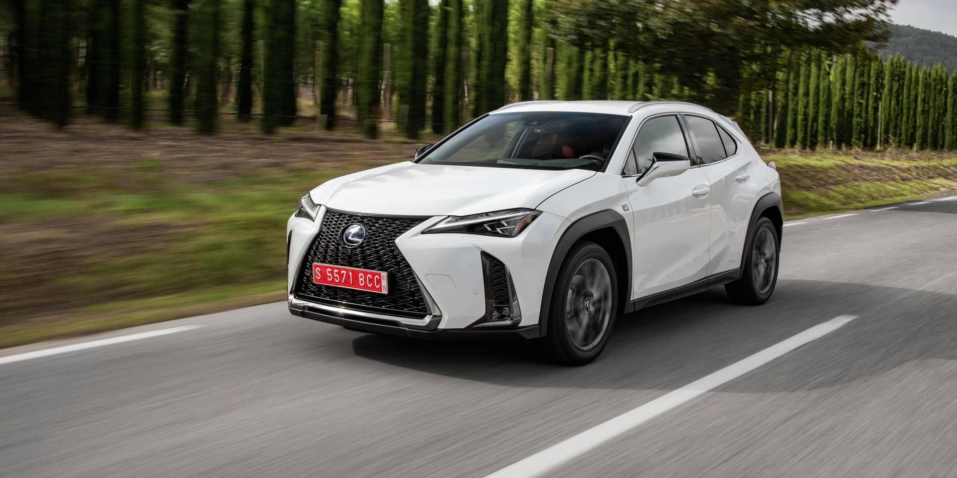 2019 Lexus Ux Test Drive New Car Review The Car Expert