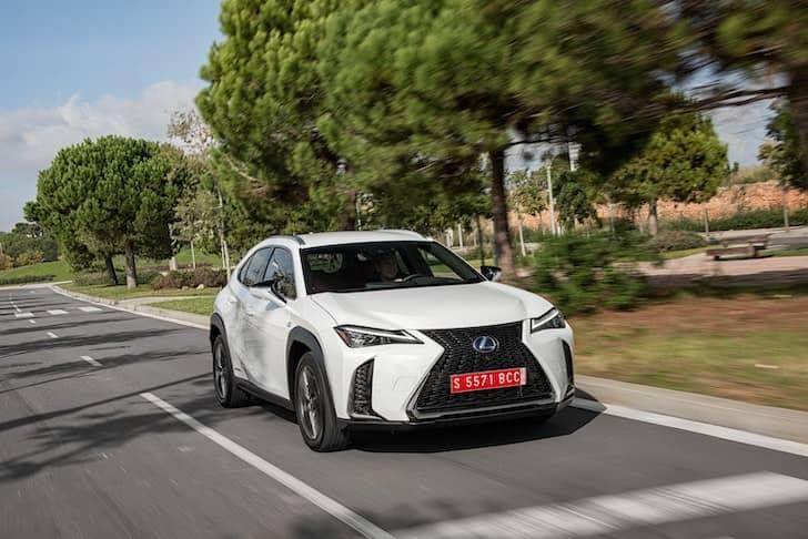 2019 Lexus UX road test - front | The Car Expert