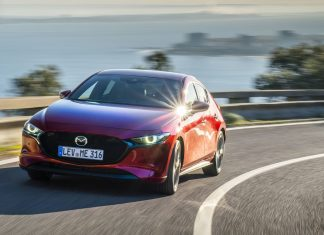 2019 Mazda 3 test drive review wallpaper | The Car Expert