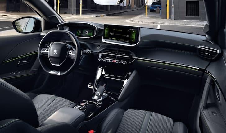 2019 Peugeot 208 interior | The Car Expert