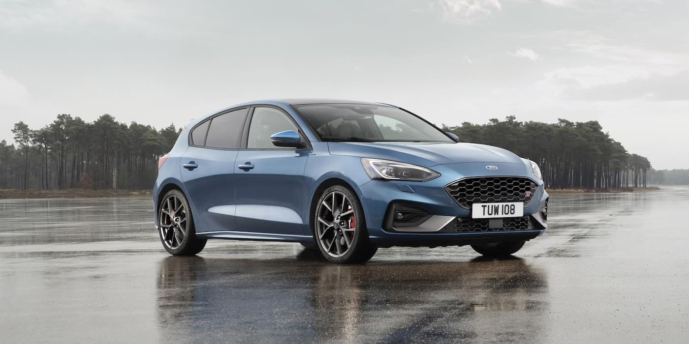 2019 Ford Focus ST wallpaper - The Car Expert