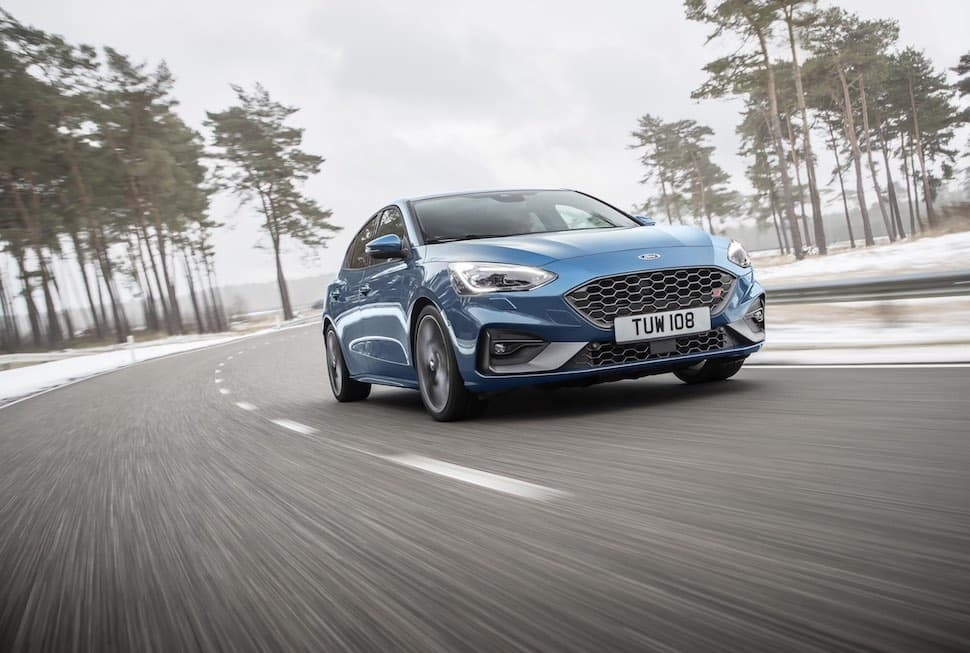 2019 Ford Focus ST on-road - The Car Expert