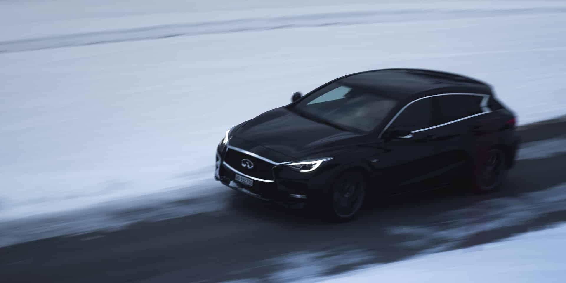 Infiniti Q30 AWD review 2019 | The Car Expert