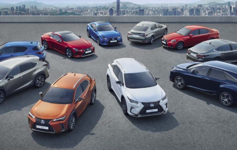 Lexus network honoured with second ExpertEye award for after-sales service
