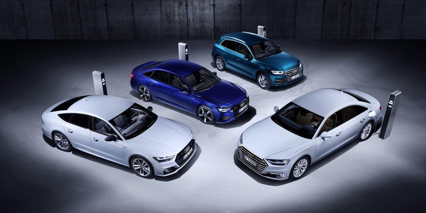 Audi plug-in hybrid models set for Geneva 2019 debut | The Car Expert