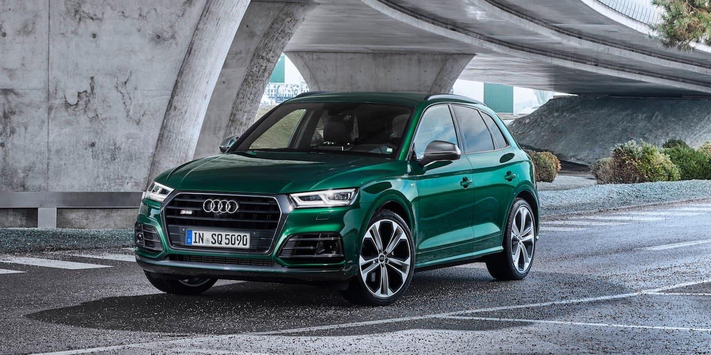 2019 Audi SQ5 TDI | The Car Expert
