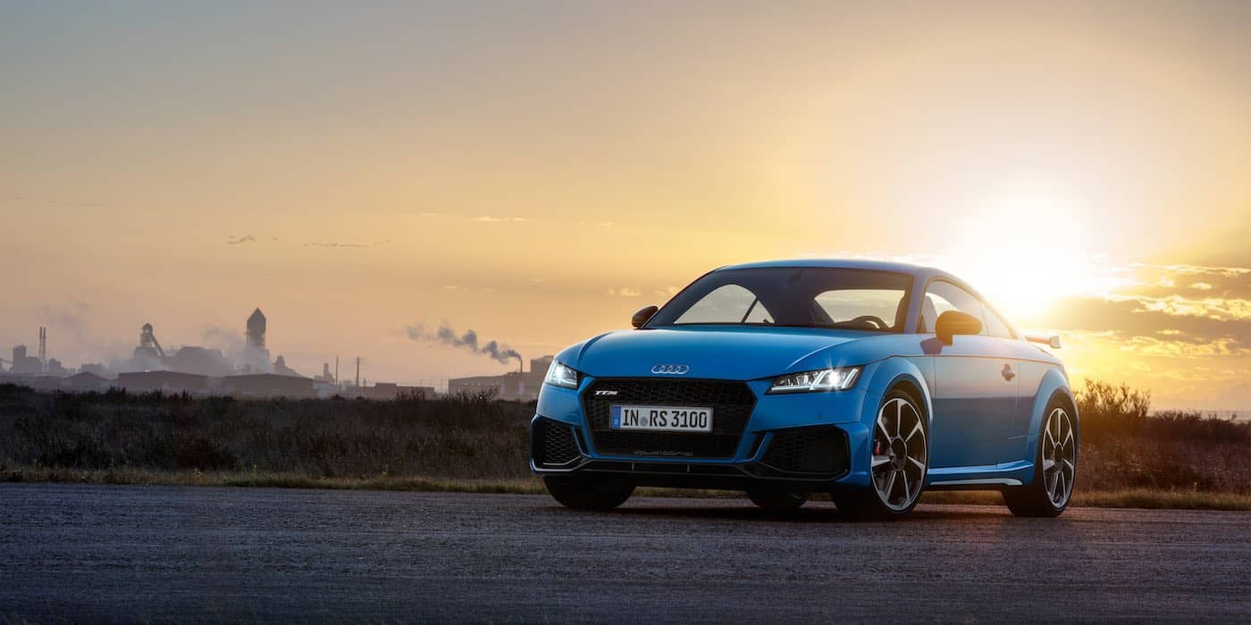 Audi TT RS coupe facelift 2019 | The Car Expert