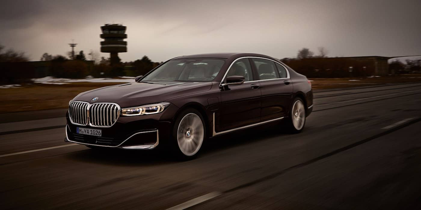 BMW 7 Series 745e plug-in hybrid