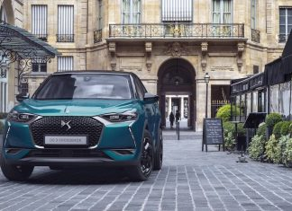 DS 3 Crossback pricing and specifications announced