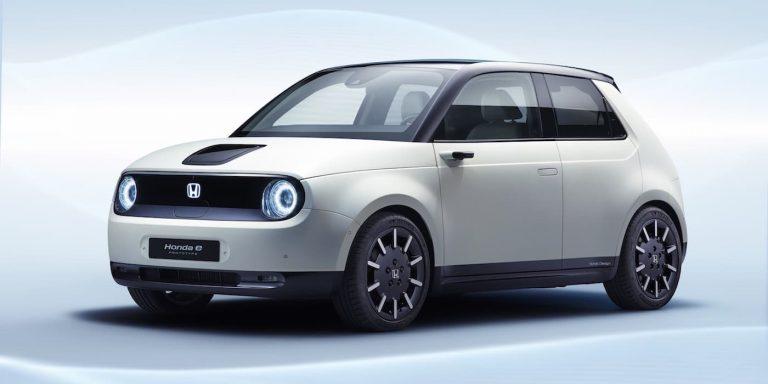 Honda concept previews new electric city car