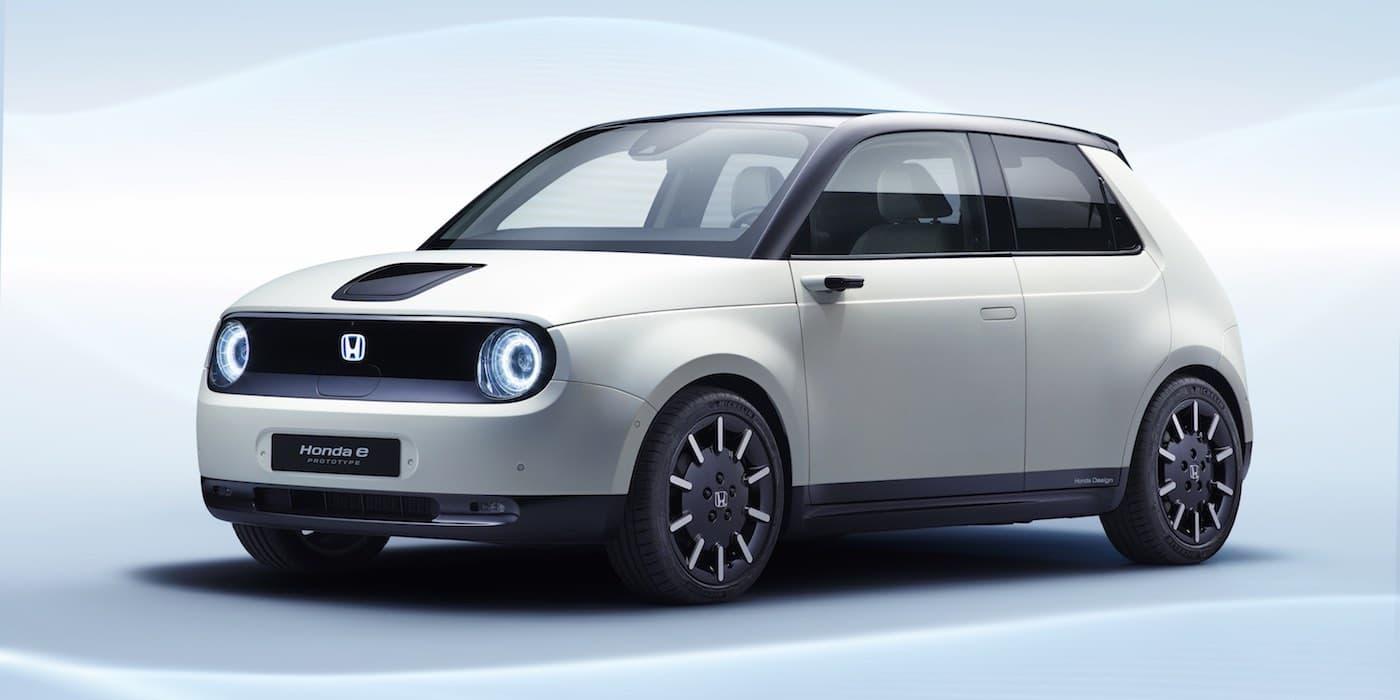 Honda e Prototype | The Car Expert