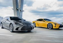 Lexus celebrates 10 million global vehicle sales