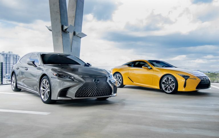 Lexus celebrates 10 million global vehicle sales