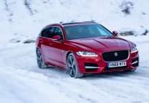 2019 Jaguar XF Sportbrake review wallpaper | The Car Expert