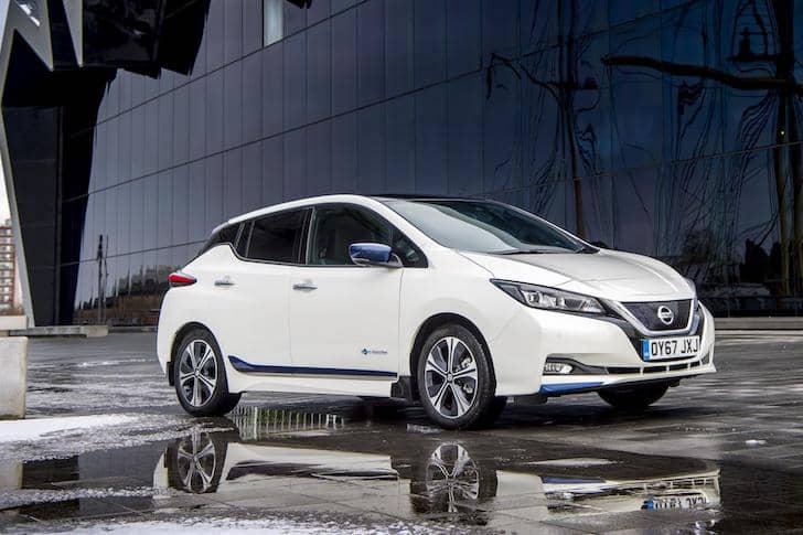 Nissan Leaf exterior | The Car Expert