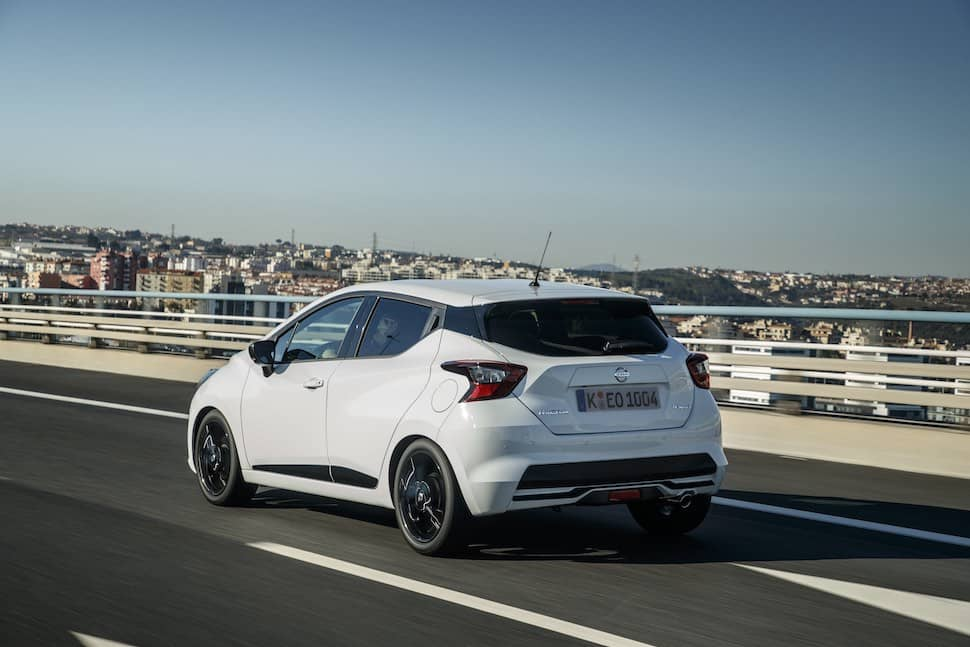 2019 Nissan Micra N-Sport review - rear   The Car Expert