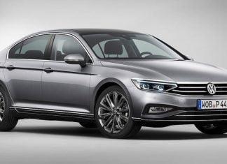 Volkswagen Passat facelidt Mk8.5 - The Car Expert