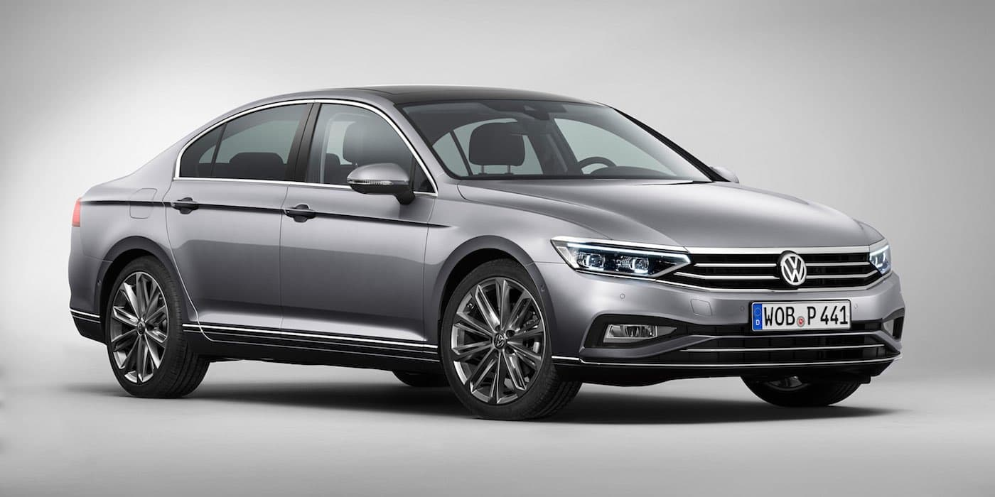 Volkswagen Passat facelidt Mk8.5 - The Car Expert