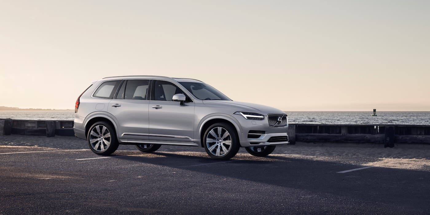 Volvo XC90 facelift | The Car Expert