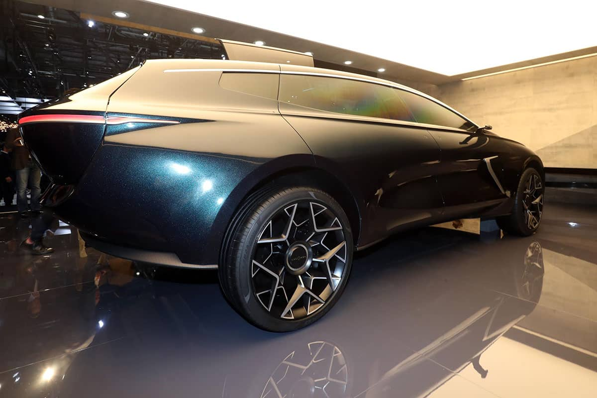 Aston Martin Lagonda All Terrain The Car Expert