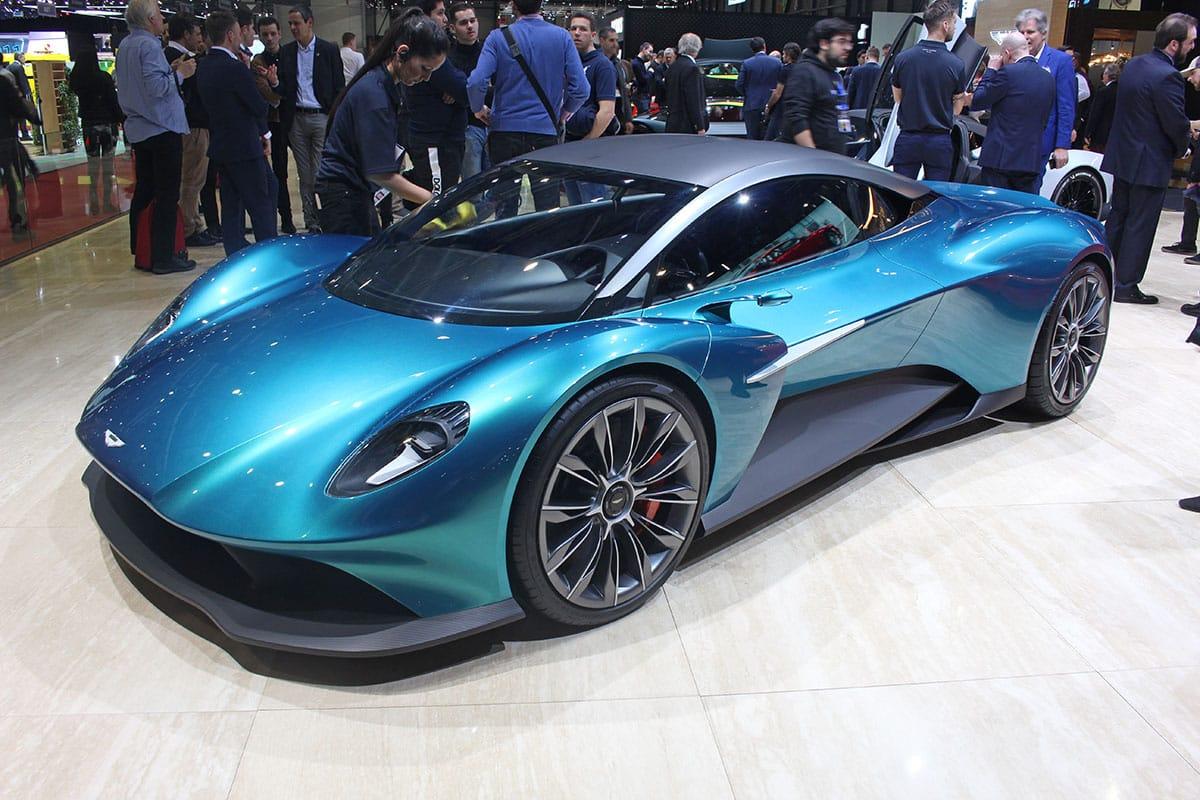 Geneva: Aston Martin Vanquish name on way back 1