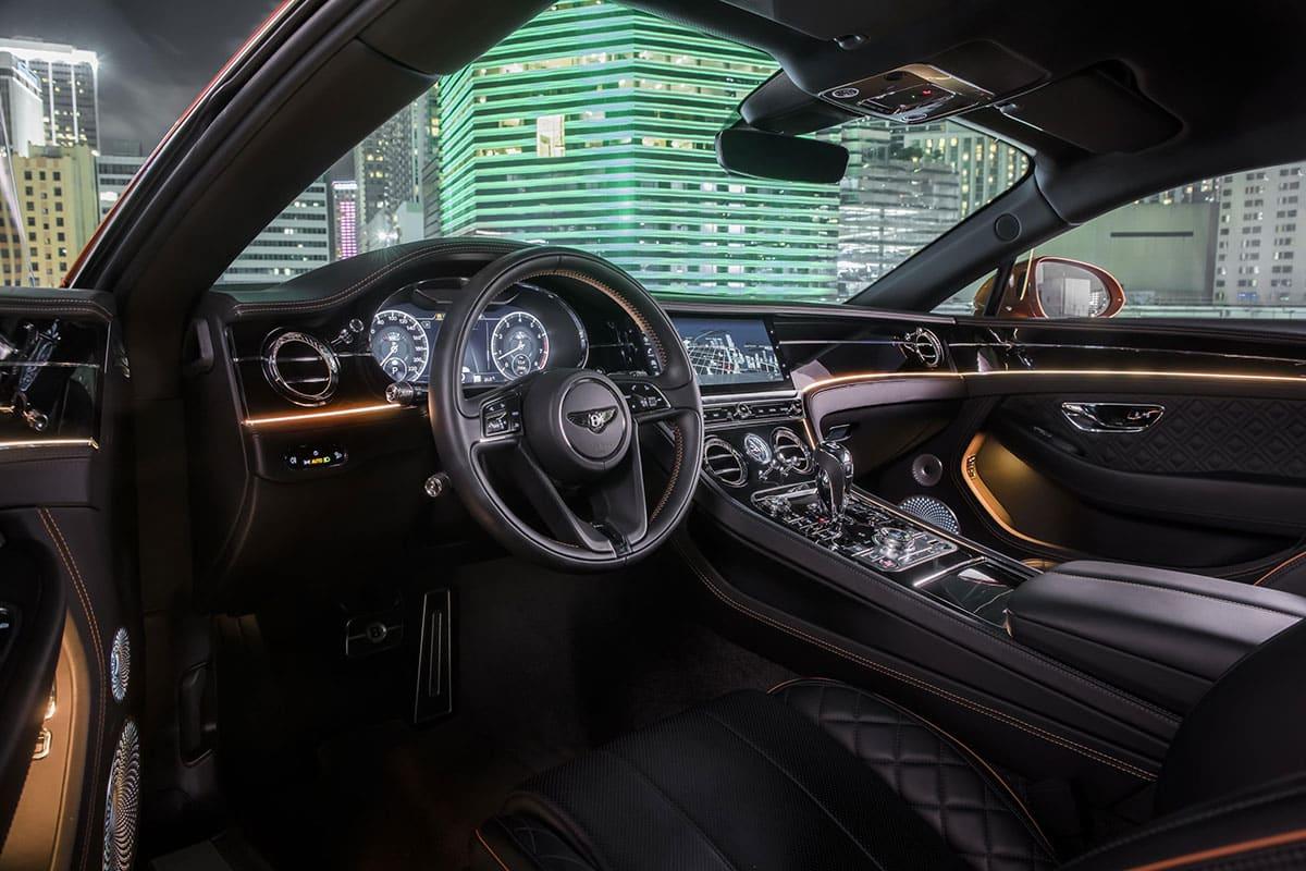 Bentley Continental GT V8 The Car Expert