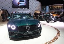 Bentley Continental No9 The Car Expert