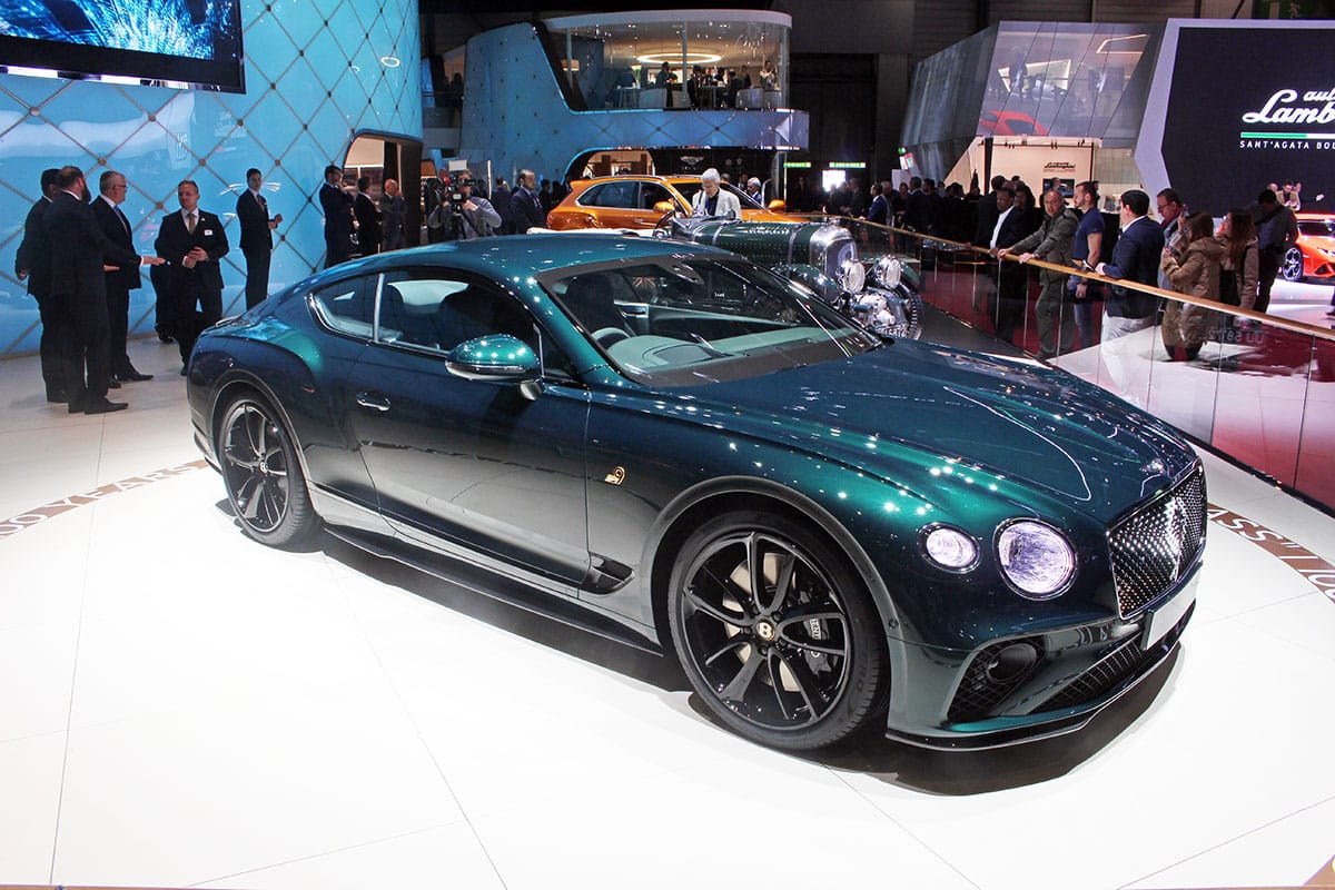 Bentley Continental No9 The Car Expert