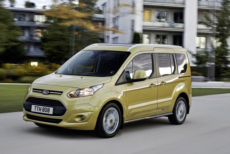 Ford Tourneo The Car Expert