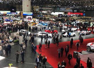 Geneva show 2019 The Car Expert