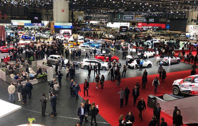 Geneva show 2019 The Car Expert
