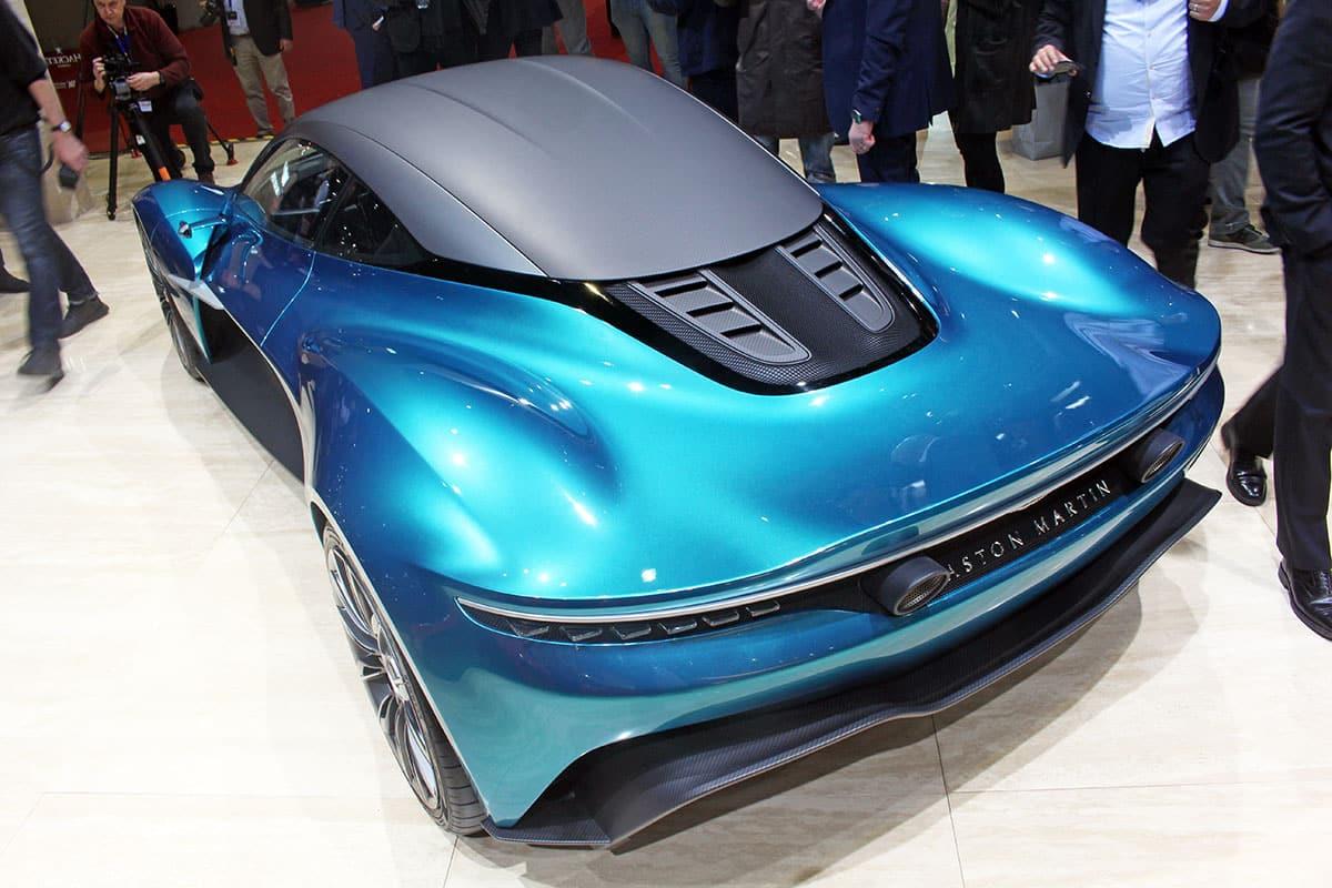 Aston Martin Vanquish Vision The Car Expert