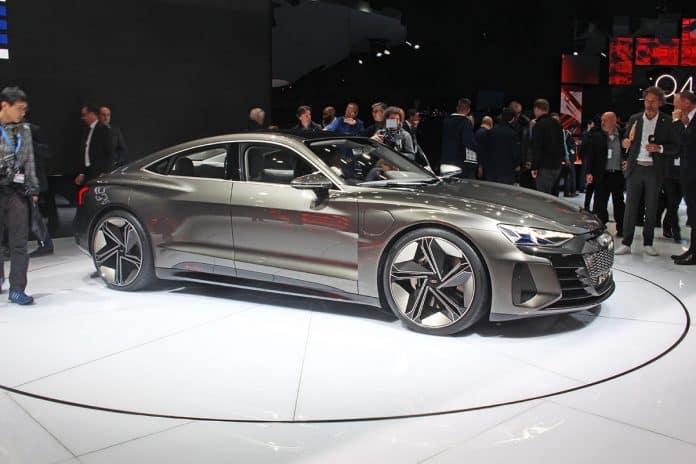 Audi e-tron concept - Geneva 2019   The Car Expert