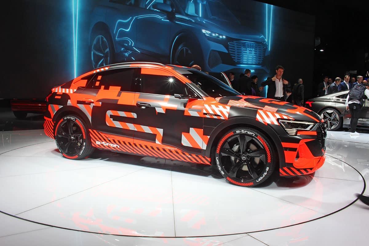 Audi e-tron concept - Geneva 2019 02   The Car Expert