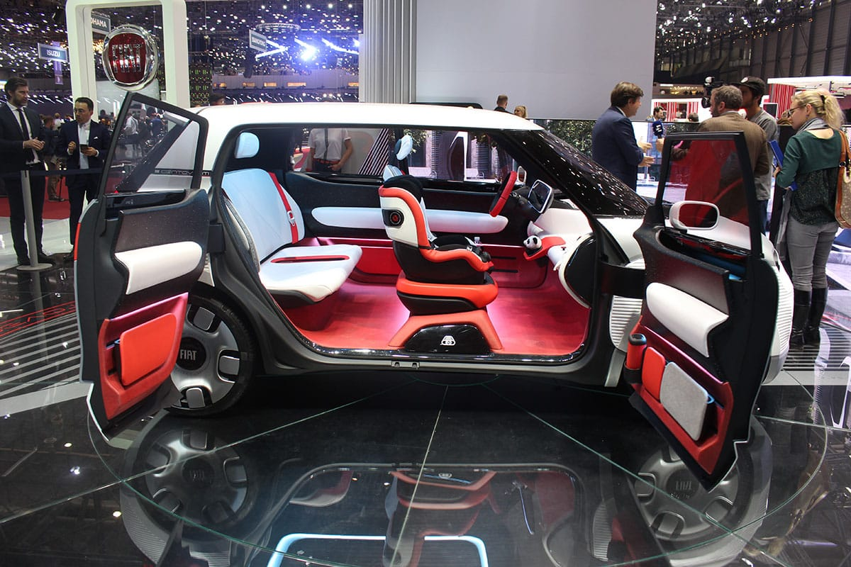 Fiat Centoventi concept The Car Expert